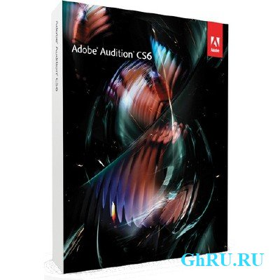 Adobe Audition CS6 5.0 build 708 [Multilanguage] + Crack