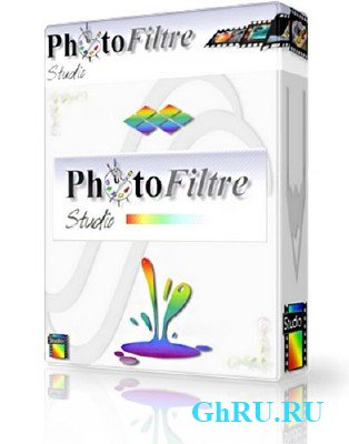 PhotoFiltre Studio X+ Portable 10.7.0 Final (2012)
