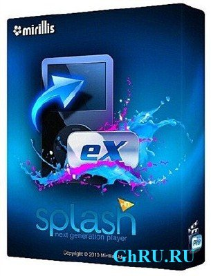 Mirillis Splash PRO EX v1.13.0 Final (2012)