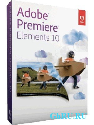 Adobe Premiere Elements v.10.0 x86-x64 Multilingual Updated + Crack + Content [09.2012, by m0nkrus]