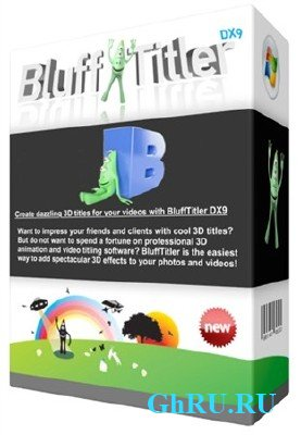 BluffTitler DX9 iTV 8.6.0.0 ML/Rus Portable