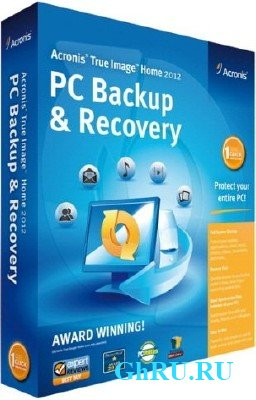 Acronis True Image Home 2012 15 Build 7133 + PlusPack (RePack by KpoJIuK) [2012, Русский]