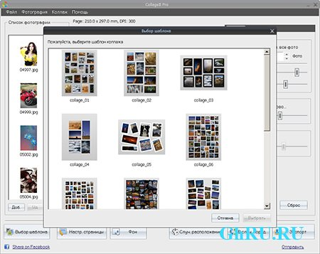 CollageIt Pro Edition 1.8.9 RePack Rus + 1.9.0 Eng (2012)