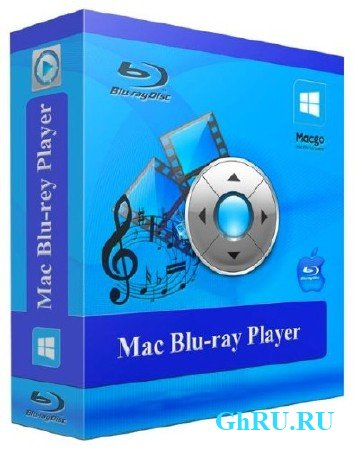 Mac Blu-ray Player 2.5.4.0994 Portable