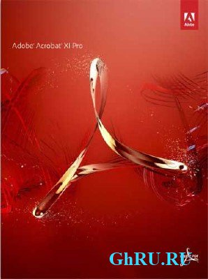 Adobe Acrobat XI Pro 11.0.0 RePack by KpoJIuK [MULTi / Русский]