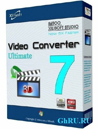 Xilisoft Video Converter Ultimate 7.7.2.20130217 Portable