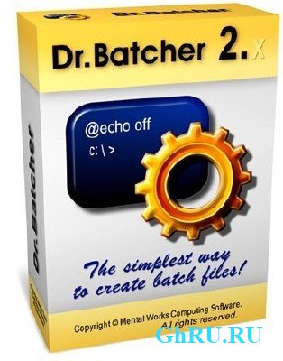 Dr.Batcher Business Edition 2.3.0