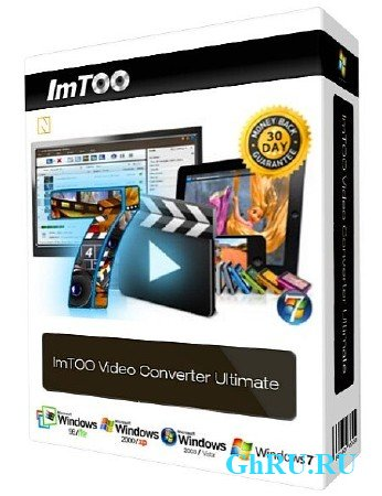 ImTOO Video Converter Ultimate 7.7.2.20130225 Portable