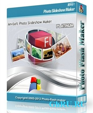 AnvSoft Photo Slideshow Maker Platinum 5.56 RePack