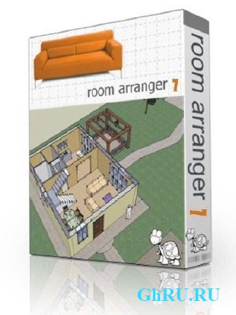 Room Arranger 7.2.1.305 (2013/Rus) Portable