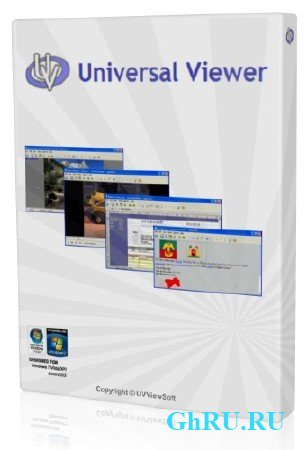 Universal Viewer Pro Portable 6.5.2.0 Multi + Рус