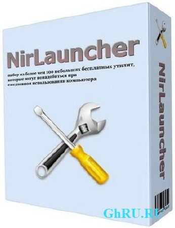 NirLauncher Package 1.18.01 Rus Portable
