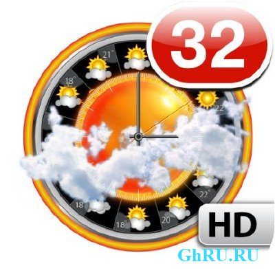 eWeather HD v.2.9 (2013/IOS)