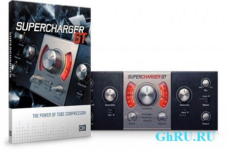 Native Instruments - SUPERCHARGER GT ( v.1.1.2, 2014 )