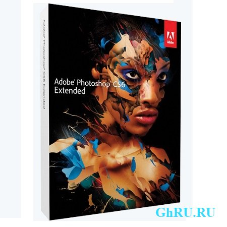 Adobe Photoshop CS6 ( v.13.0.1.3, Extended, RUS / ENG )