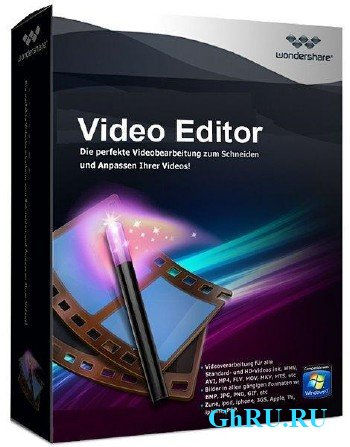 Wondershare Video Editor 4.0.1.2 Portable