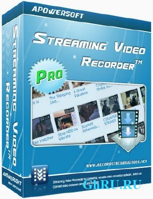 Apowersoft Streaming Video Recorder 4.9.3