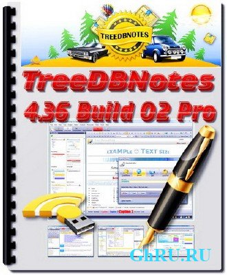 TreeDBNotes Professional 4.36 Build 02 Final Portable ML/RUS
