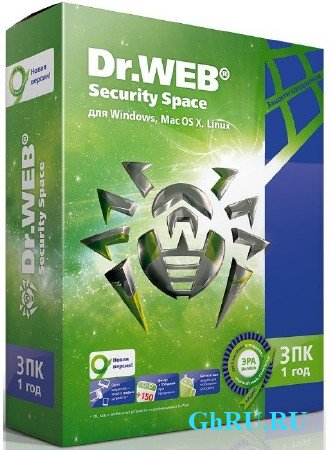 Dr.Web Security Space 10.0.0.11130