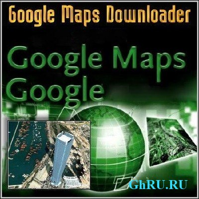Google Maps Downloader 8.01