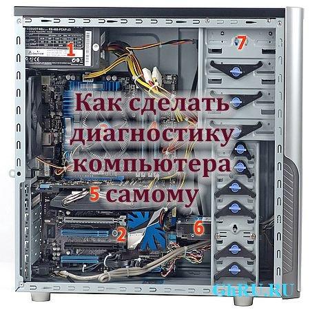 Как сам сделать компьютер