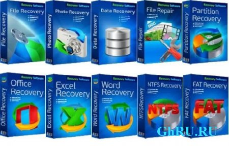 RS Recovery Software 2017 (26.03.17) [Multi/Rus]